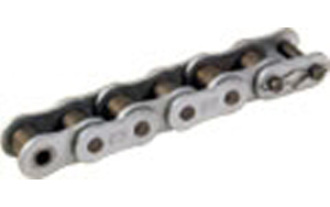Heavy-duty roller chains