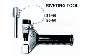 Riveting tool