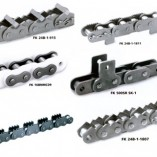 Chains for wood industry